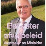 @pt_tweetz - Het zgn. 'beleid' van wethouder Cees Schaap in Barendrecht is een onnavolgbare ZigZag-koers! Is meermaals gewaarschuwd maar Cees #Betweter slaat alles in de wind. #Stuntwethouder #Verdraaier #Misleider https://t.co/C8s6BDEiOV  @EVBdrecht @BarendrechtnuNL https://t.co/7WZeUlPqt9 https://t.co/8GxLqWnOa1