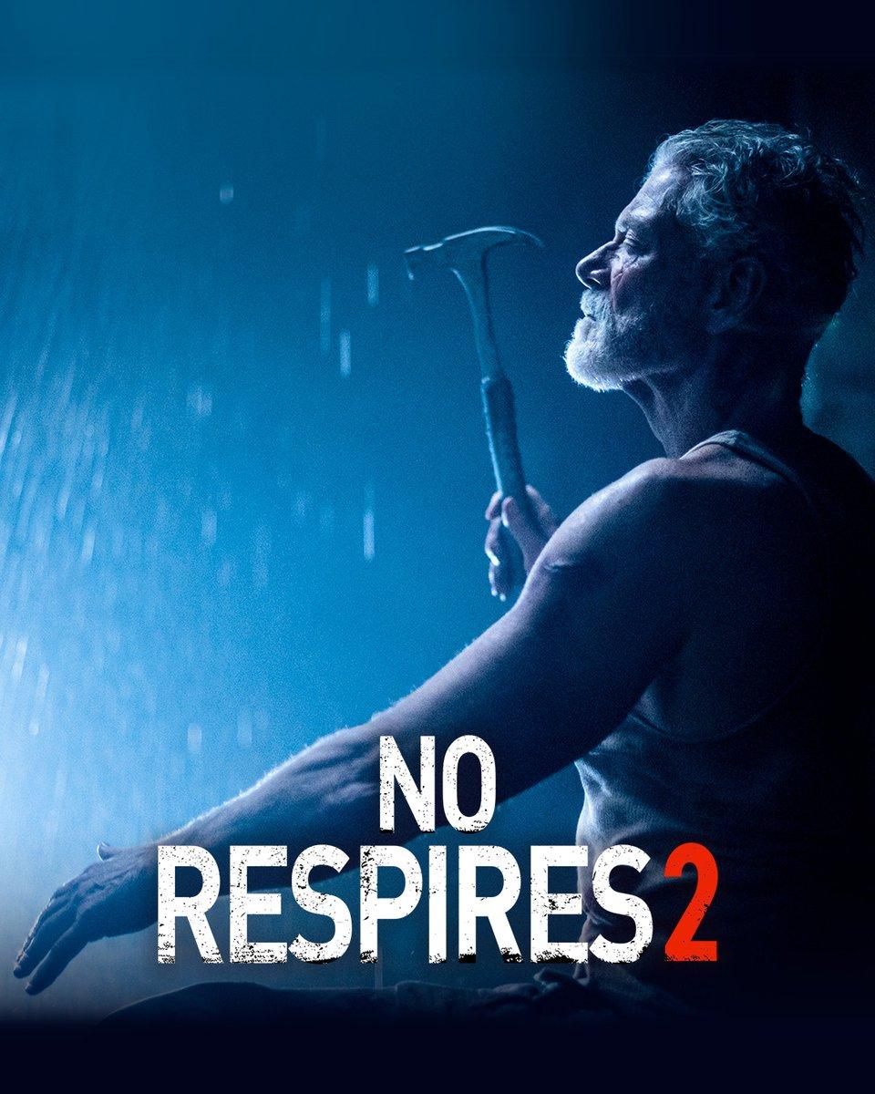 Aguanta la respiración. #NoRespires2, so