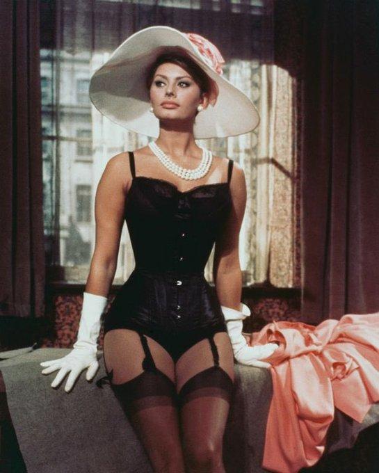 Happy 87th Birthday, Sophia Loren
