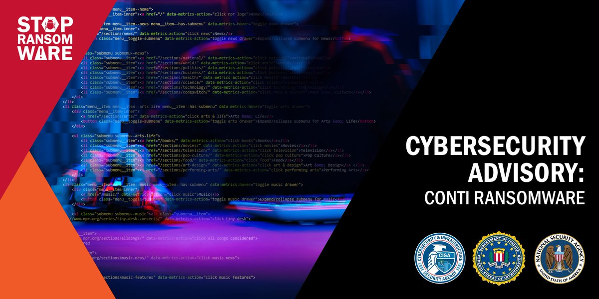 Conti Ransomware leverages exposed, vulnerable IT assets. Discover and protect your attack surface to help defend against ransomware.