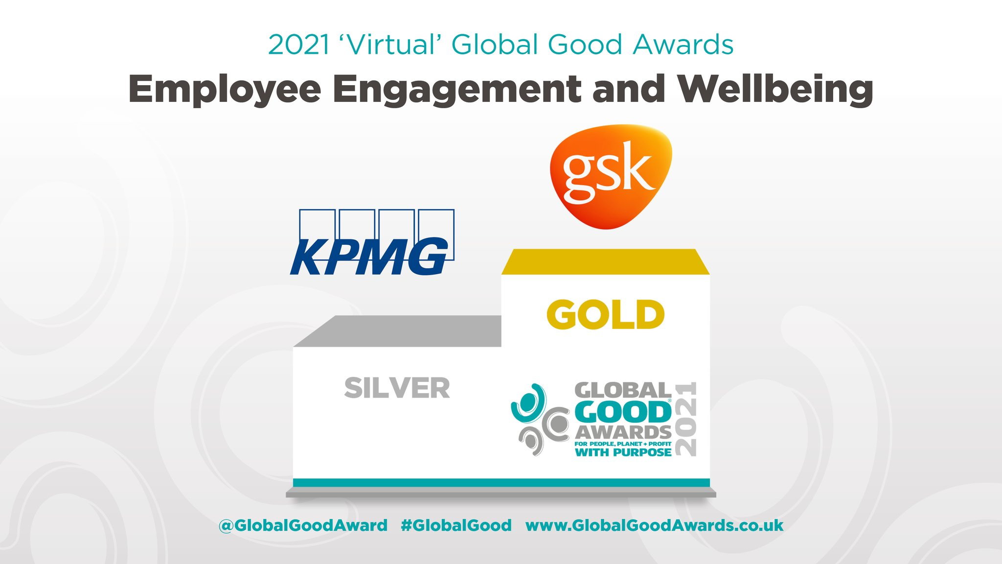 We're excited to have won 🏆 the @globalgoodaward in the Employee Engagement & Wellbeing category in recognition of our health and #wellbeing strategy which is helping support our employees around the world to #feelgood. Learn more: https://t.co/0WZKndaGiR #GlobalGood https://t.co/WyYAybWoWe