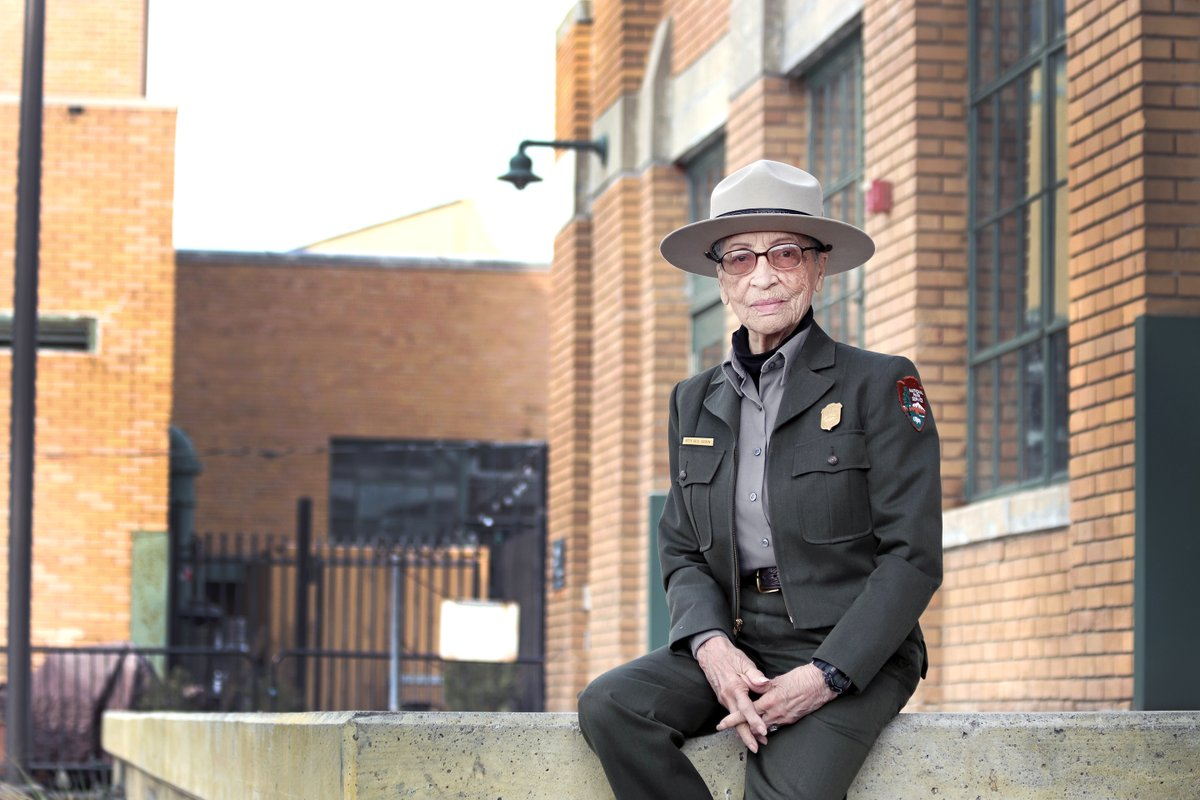 Hope you had a great birthday, Ranger Betty, and thank you for your service! You are a national treasure.