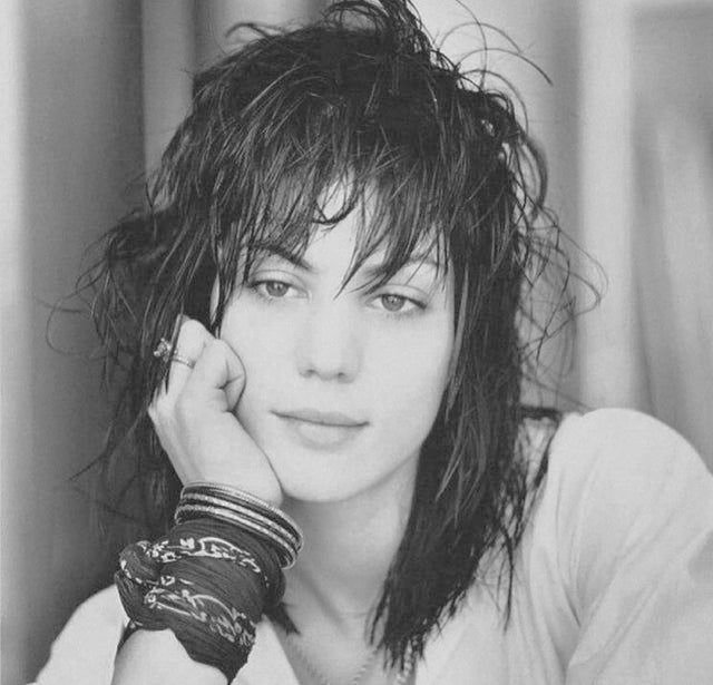 Rejected by 23 major labels at the beginning of her career, she still loves rock and roll. Happy Birthday, Joan Jett!
