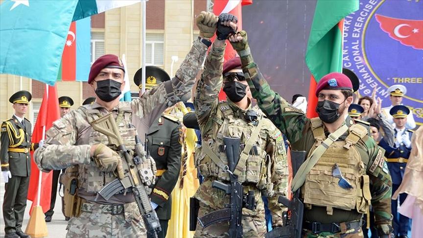 Joint military drills 'Three Brothers' conclude: ISPR https://t.co/2jUkr7XEyr  #Pakistan #Turkey #Azerbaijan #ISPR #DTD https://t.co/QQjhlYu0gm