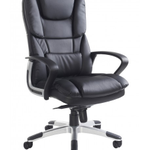 Image for the Tweet beginning: The Palermo executive chair features