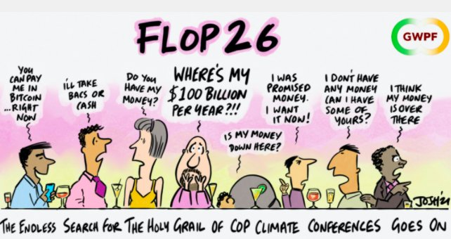 FLOP-26: UN Chief Warns Climate Summit At Risk Of Failure