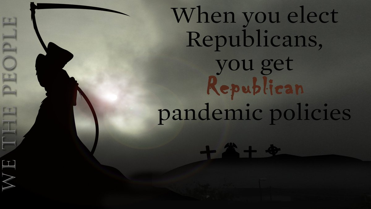 COVID has killed 1 in 422 Floridians, more than 51,000 people in total  If elected, Youngkin will do to #Virginia what Ron #DeathSantis has done to Florida  Democrats fight COVID; GOPers surrender to it  #wtpBLUE @wtpBLUE #wtp1014 https://t.co/AJWxhjwBbW