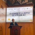 """Image for the Tweet beginning: """"La Libertad de expresión es"""
