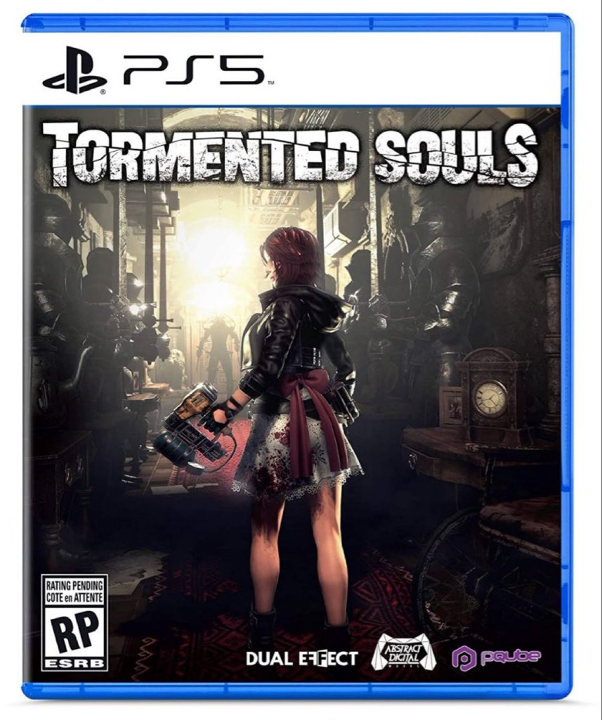 Tormented Souls PS5 $39.99 Amazon