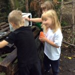 Image for the Tweet beginning: Chestnut class were learning how