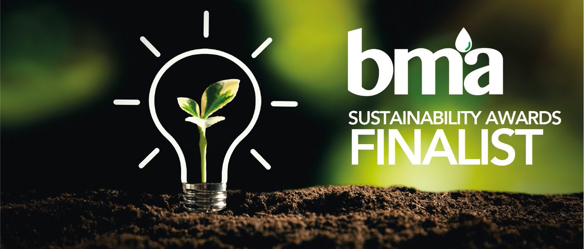 We're delighted to announce that we're finalists in the@BMAbathrooms Sustainability Awards, with our digital brouchures!  #Awards #DigitalBrochures #Sustainability #VW4D