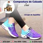 Image for the Tweet beginning: Reparación y compostura de calzado