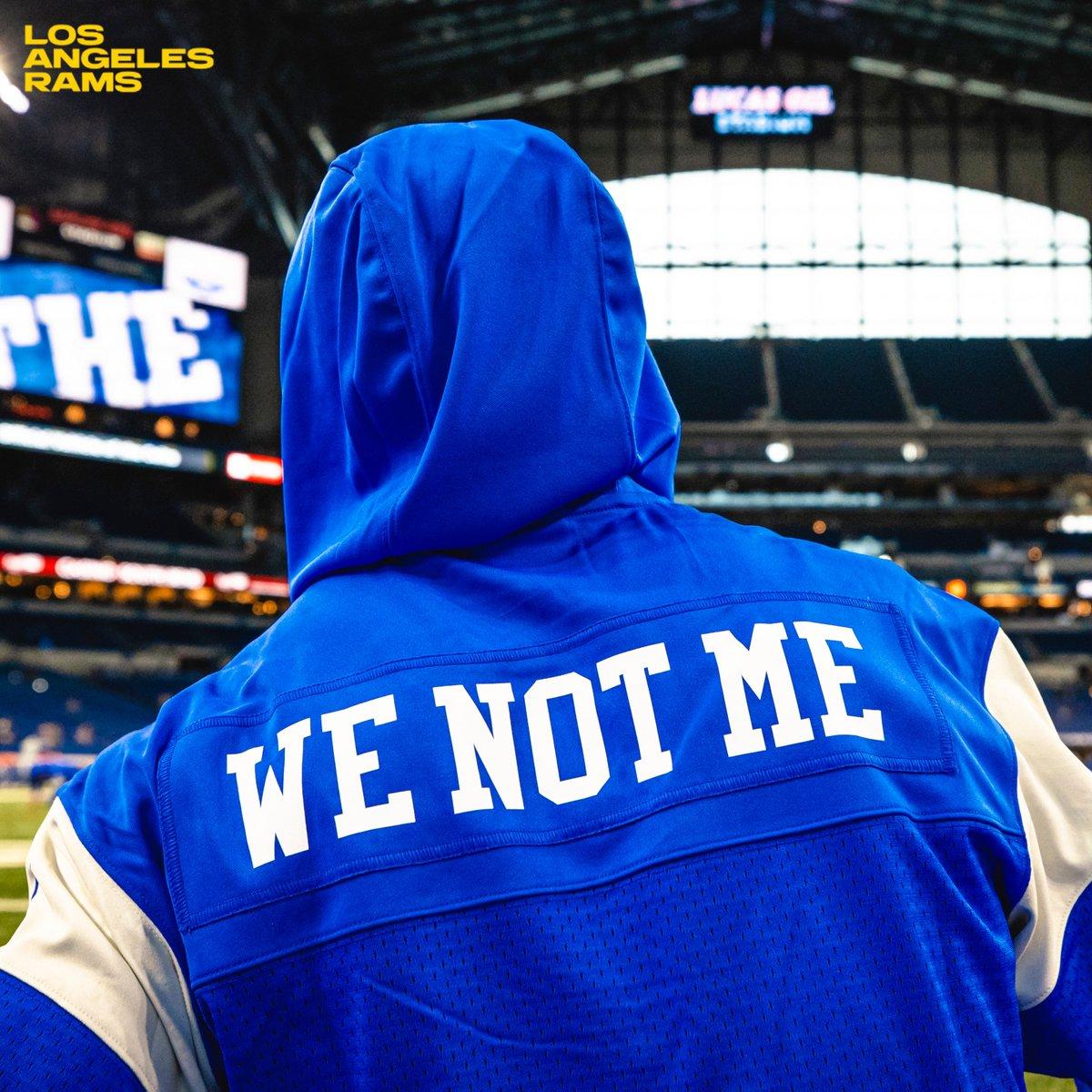 We not me. 🤝