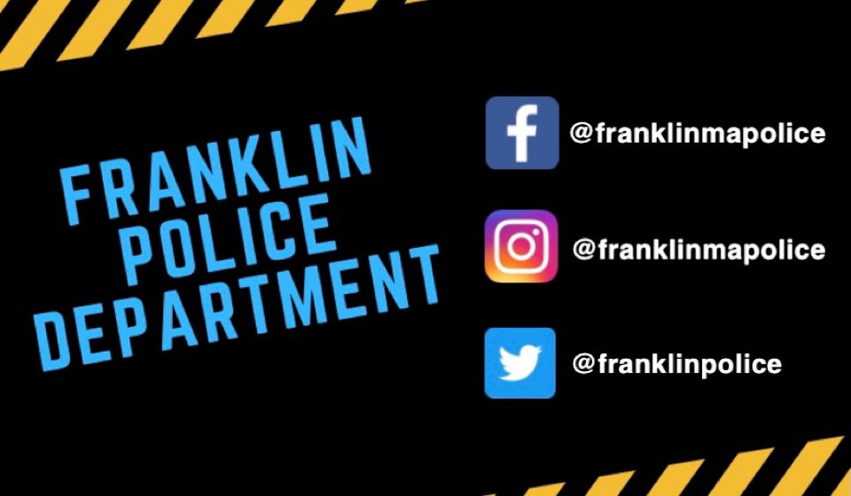Franklin, MA: Police social media accounts to follow