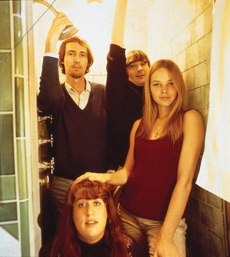 The Mamas and the Papas, 1960s.