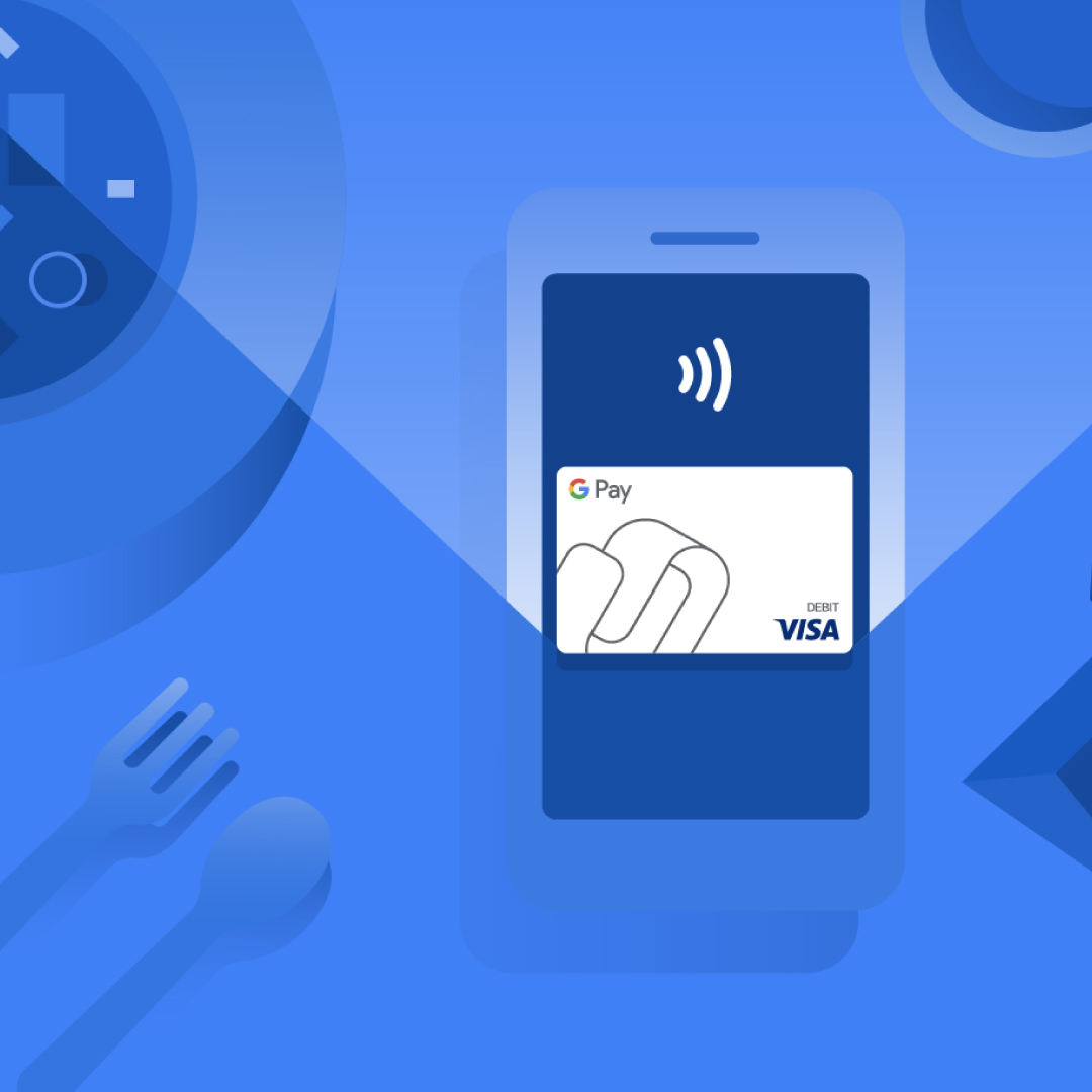 Grabbing a bite? 🥘 Set up the new, virtual Google Pay balance card on your Android device to make contactless payments. You'll get $3 cashback on your first 3 food or grocery purchases. Terms apply, see app for details. Android only. gpay.app.goo.gl/QF8ngD