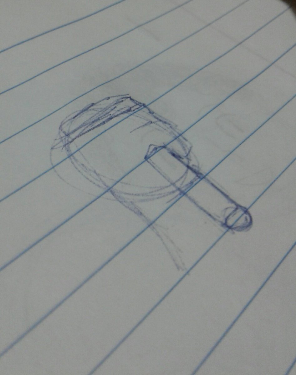 desenhar na caneta é totalmente diferente nossa