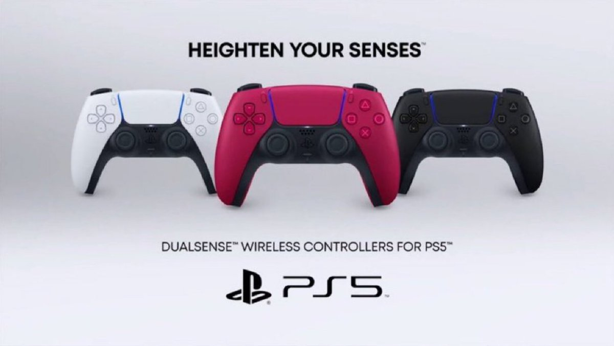 Sony DualSense Controllers for PS5, also Apple compatible Amazon