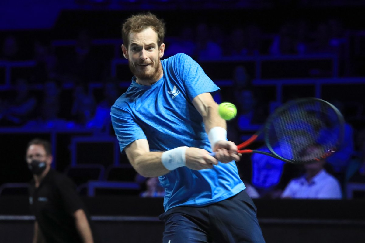 First ATP Tour quarter-final since October 2019 🙌 @andy_murray moves past Pospisil 6-3, 6-3. #MoselleOpen