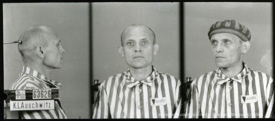 @AuschwitzMuseum's photo on jerzy