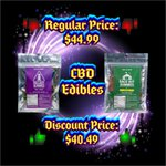 """Visit the link in my bio or simply click this link https://t.co/XJWyRzIyUx to save yourself an 10% on everything SITEWIDE! Not working? Then simply use the promo code """"Sig""""!   These work amazingly & help so much with day-to-day livelihood!  #CBD #CBDHelps #CBDEdibles #PromoCode"""