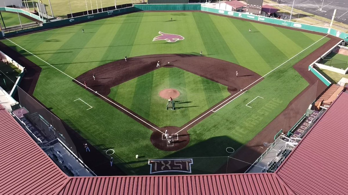 Scrimmages over the next 3 days: Thursday - 3 p.m. Friday: 12:20 p.m. Saturday: 10 a.m. #EatEmUp