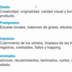 Image for the Tweet beginning: ¿Qué evalúa el jurado con