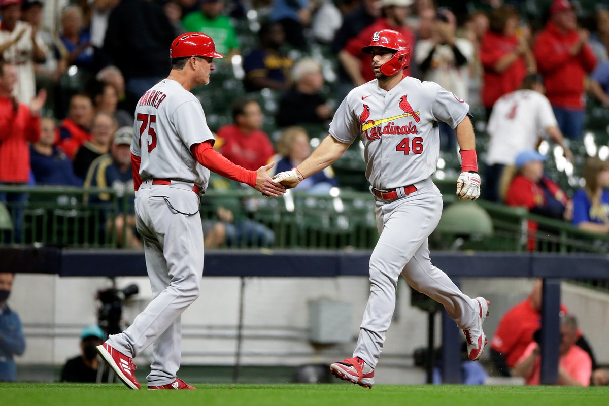 The @Cardinals have won 11 straight games for the first time since 2001 (8/9-8/19). That was Albert Pujols' rookie season.