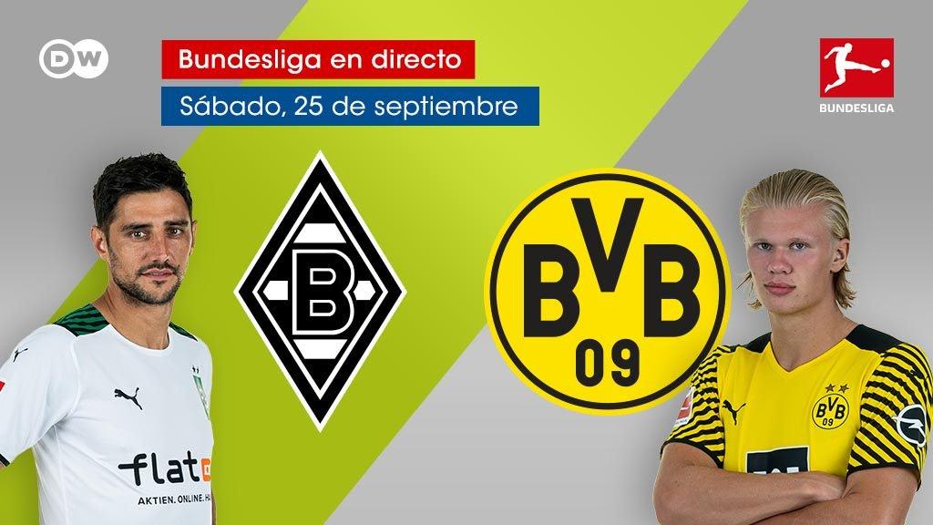 M'gladbach vs Dortmund Full Match & Highlights 25 September 2021