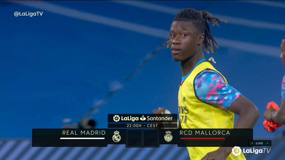 Full match: Real Madrid vs Mallorca