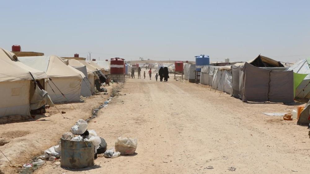 Två barn i veckan dör i lägret Al Hol – länder misslyckas med att hämta hem sina medborgare https://t.co/DV1vME63TK https://t.co/ExcNVUcXAf