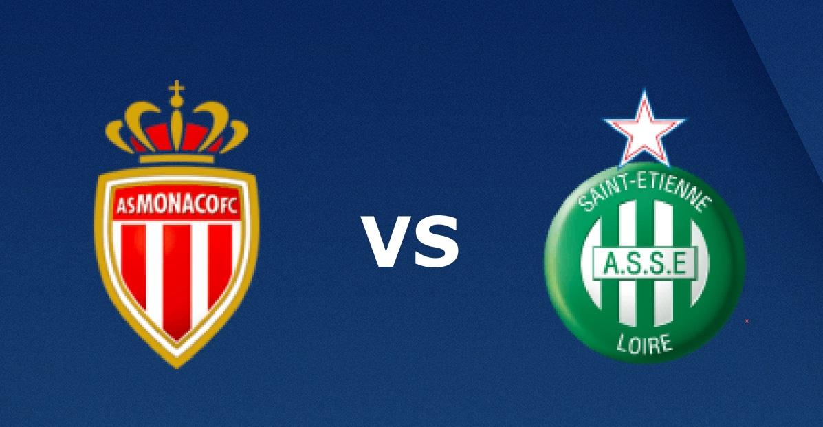 Monaco vs Saint-Etienne Highlights 22 September 2021