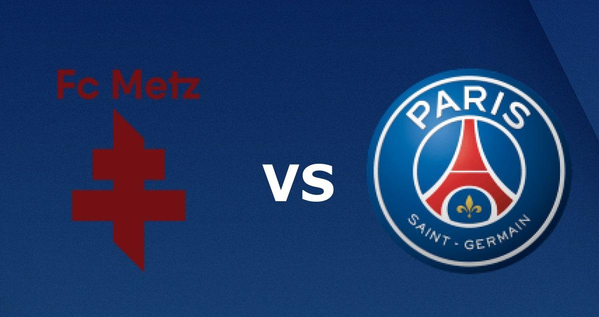 Metz vs PSG Highlights 22 September 2021