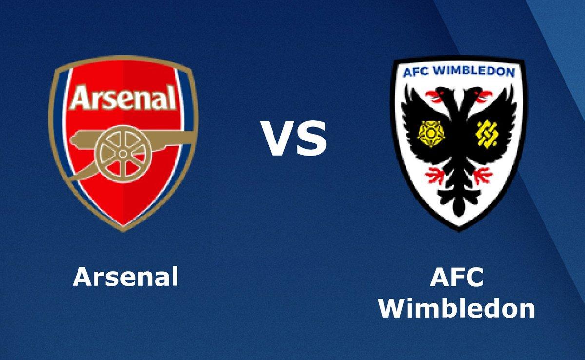 Arsenal vs Wimbledon Highlights 22 September 2021