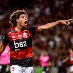 Image for the Tweet beginning: 🛡️ Willian Arão foi dono