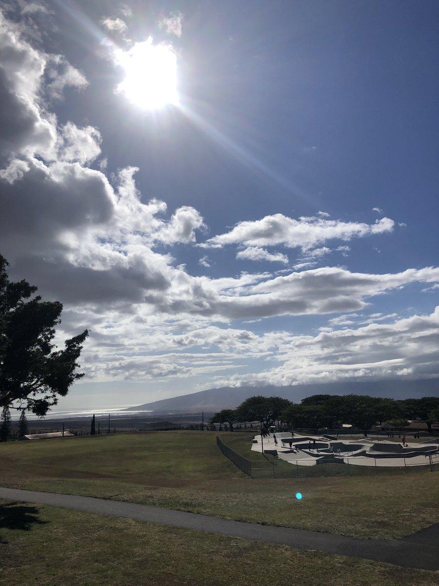 test Twitter Media - Breezy and beautiful in Pukalani. #CMWeather #Maui #Pukalani #MagicalMaui #MauiNokaoi https://t.co/fIHeas9E7Y