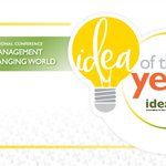 Image for the Tweet beginning: Idea of the Year Competition.