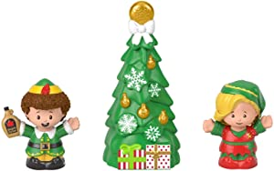 Fisher-Price Little People Collector Elf movie figure set $10.77  at