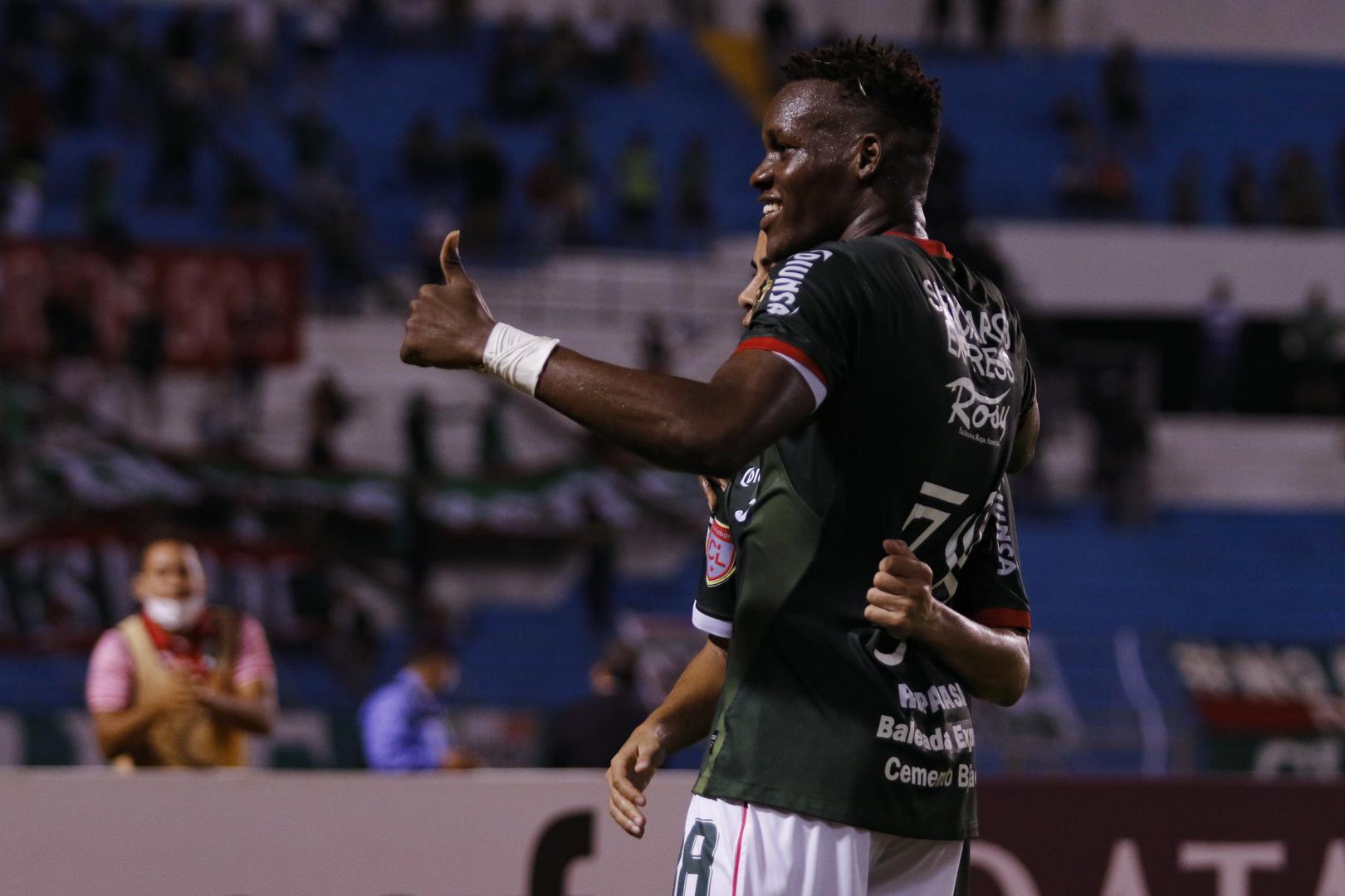 Marathón vs Real Estelí 2-0 Liga CONCACAF 2021