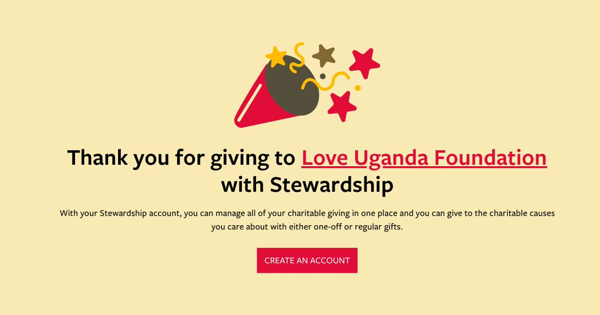For 0.016 ETH, you can pay for a child in Uganda's food, clothes, and education for an entire month. Thanks for putting this on my radar, @pineapplesnfts and @AFR_ToTheWorld. Donate if you are interested: loveugandafoundation.org Helpful thread: twitter.com/pineapplesnfts…