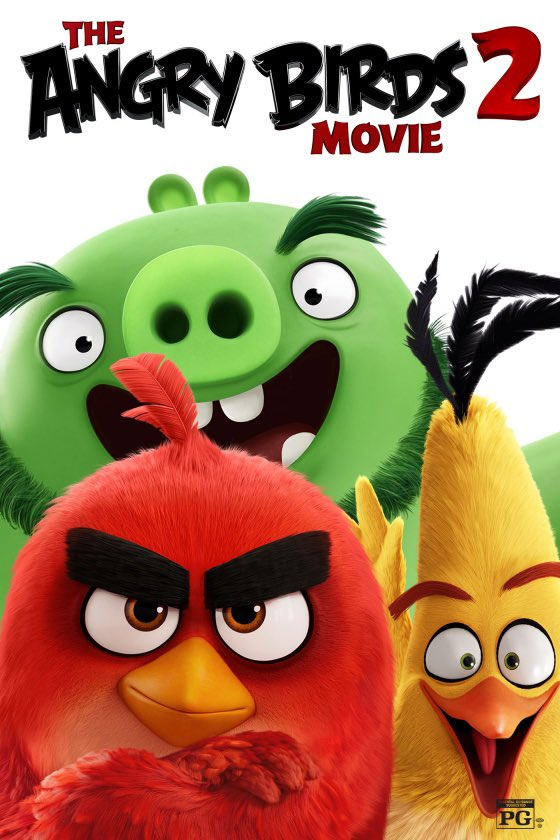 Angry Birds Movie 2  Is it good? Surprisingly yes  Is it fun? It sure as hell is  Is holding out for a hero on the soundtrack? Mhm  8/10 https://t.co/BwJJkTsoVW
