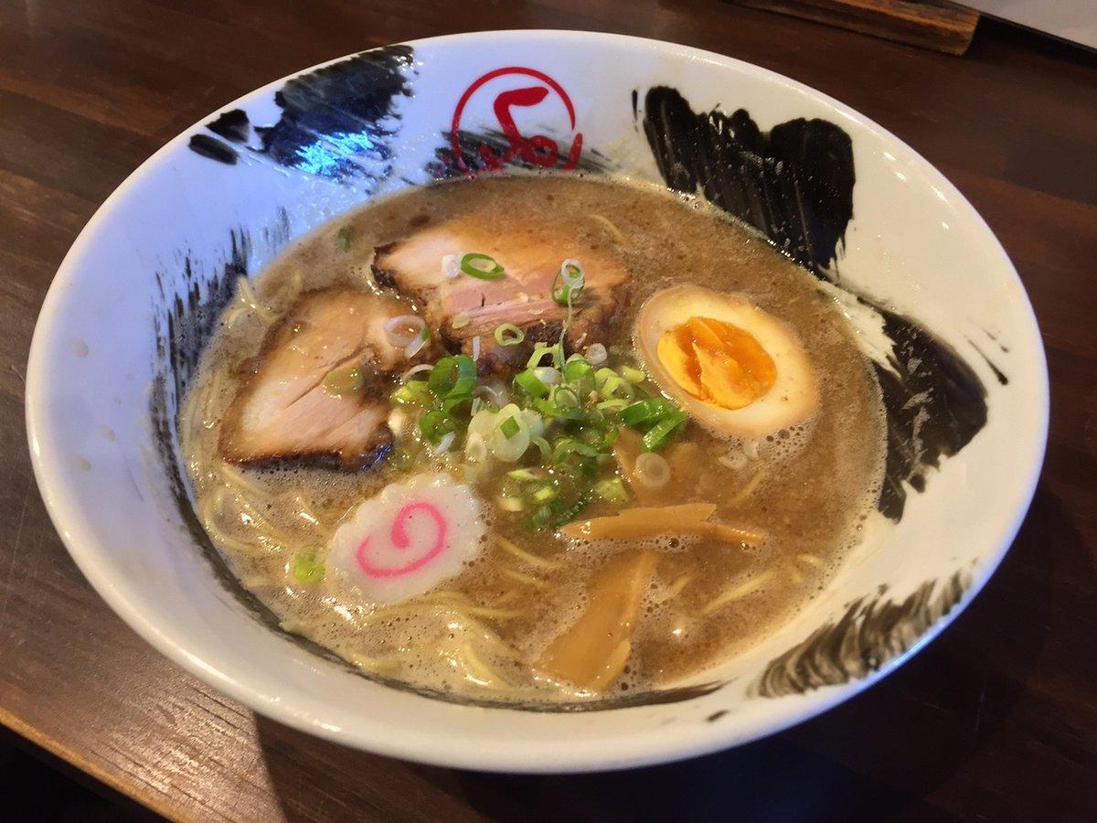車庫前系でも井出系でもない豚骨と魚介のWスープによる新しい和歌山ラーメン!(和歌山県橋本市市脇)  #tabelog