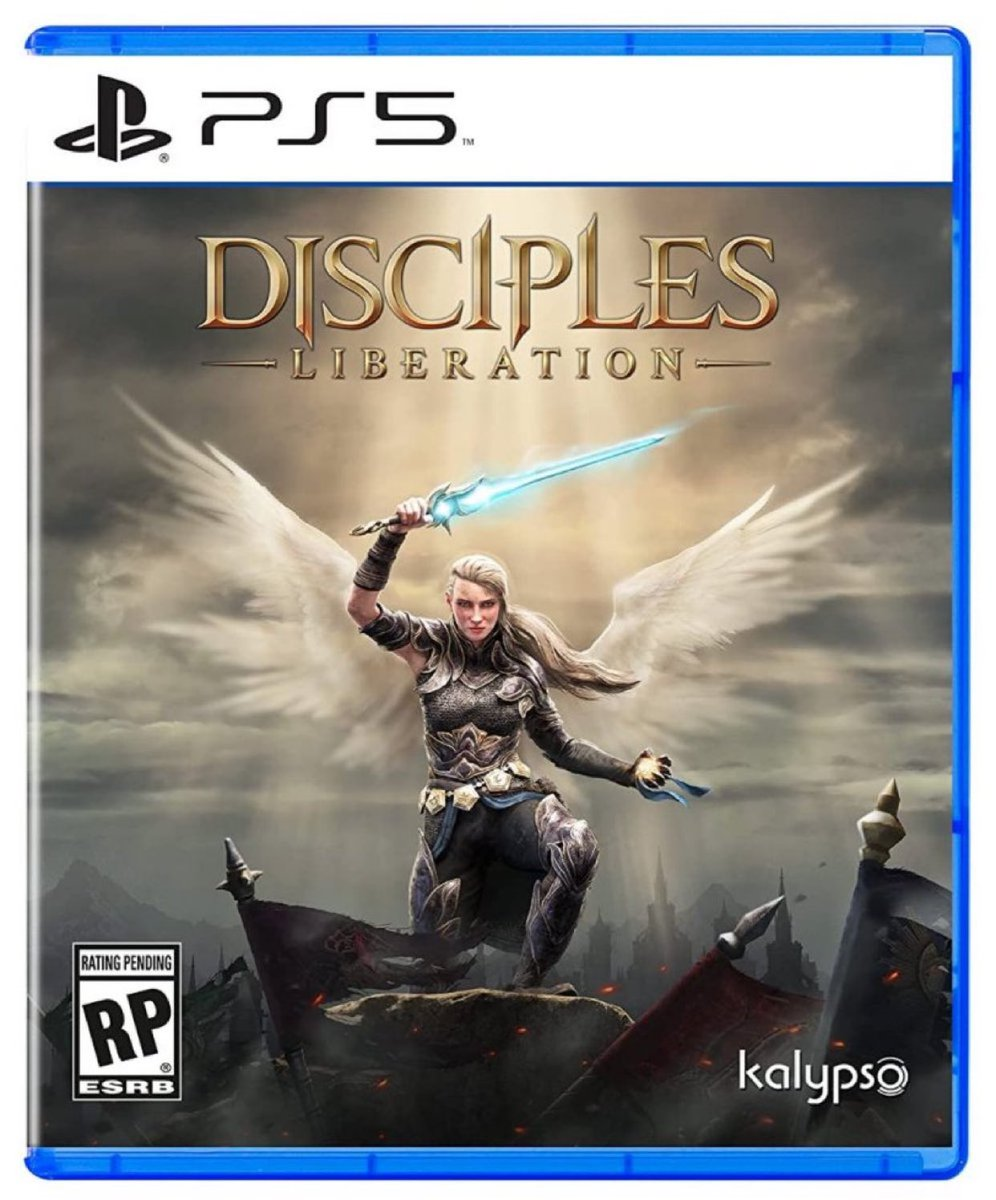 Disciples: Liberation  Deluxe Edition PS5 $59.99 Amazon