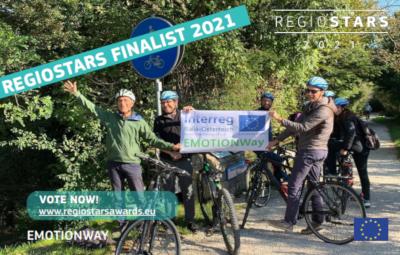 EMOTIONWay tra i finalisti di REGIOSTARS 2021 Vota...