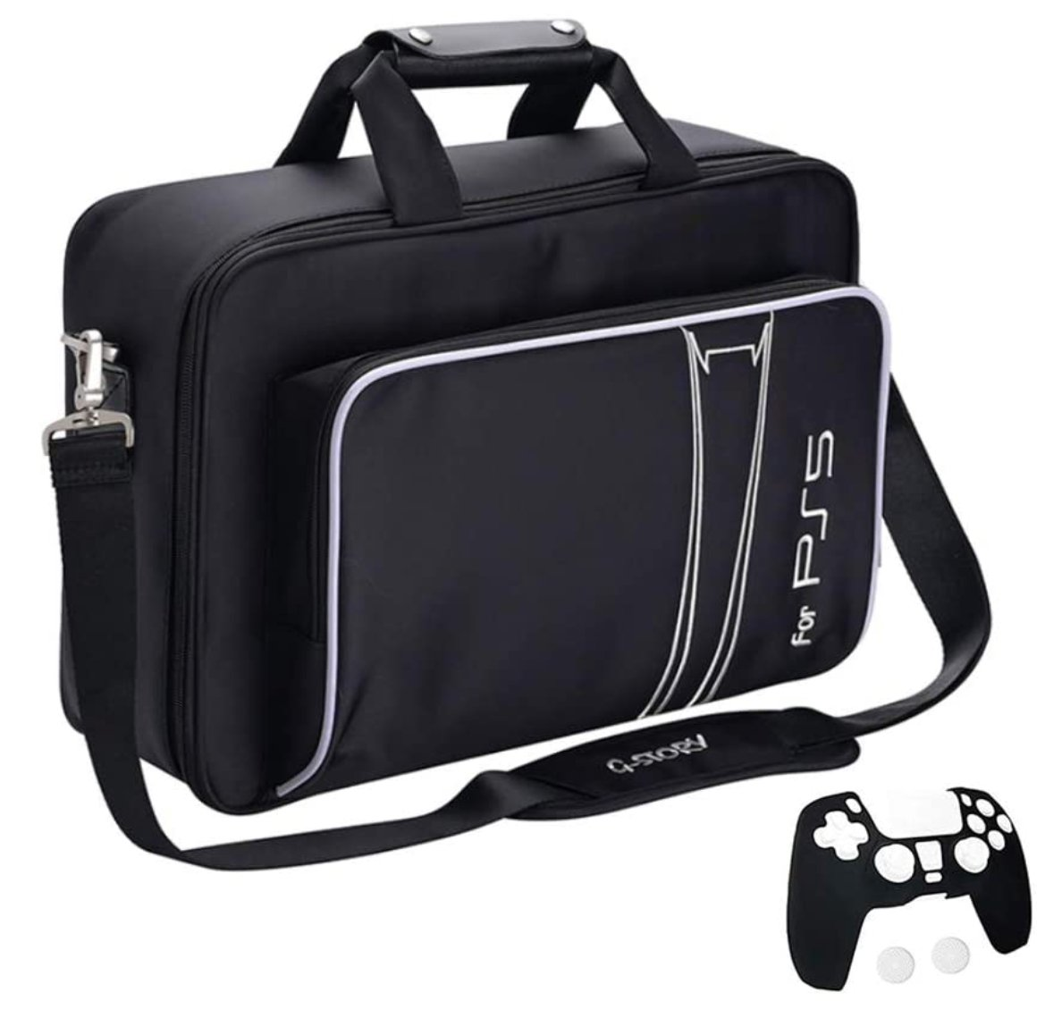 G-Story Black PS5 Console Storage Bag PS5 Travel Bag  Was $62.99 Now $49.99 Amazon