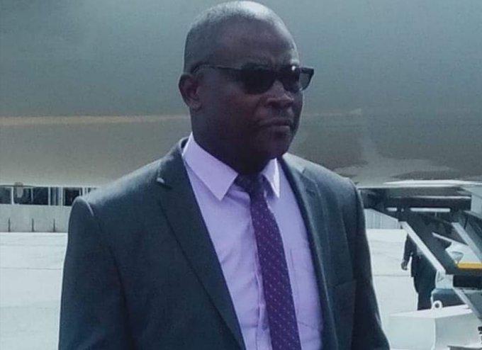 Corporal Joseph Otieno of GSU HQ Armoury Ruaraka