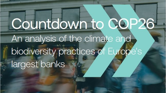 @Share Action report finds that, while  - 20 of the 25 assessed banks have set bank wide 'net-zero by 2050' targets,  - not a single bank has made a commitment to zero deforestation by a specific date!