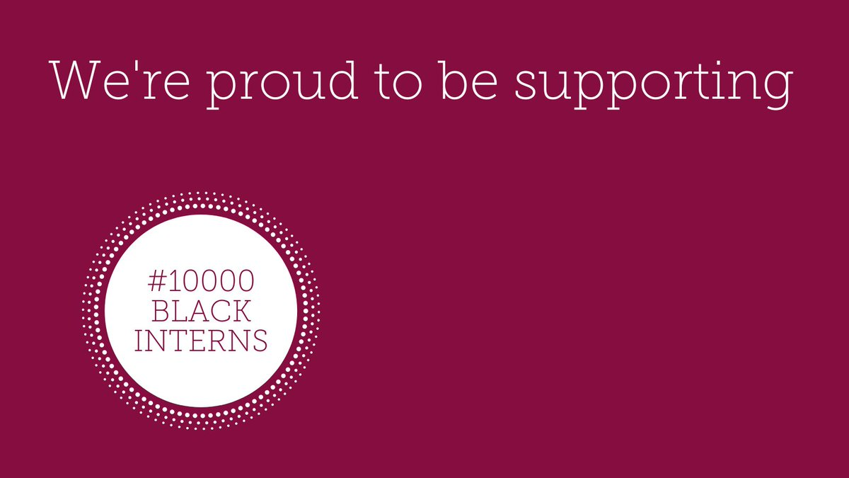 We're proud to support @10000BI and are offering eight paid internships to Black university students next summer. Applications are now open for the fantastic development opportunities across all areas of our organisation. ➡️ Apply here: ofcom.in/3ht3Gsz