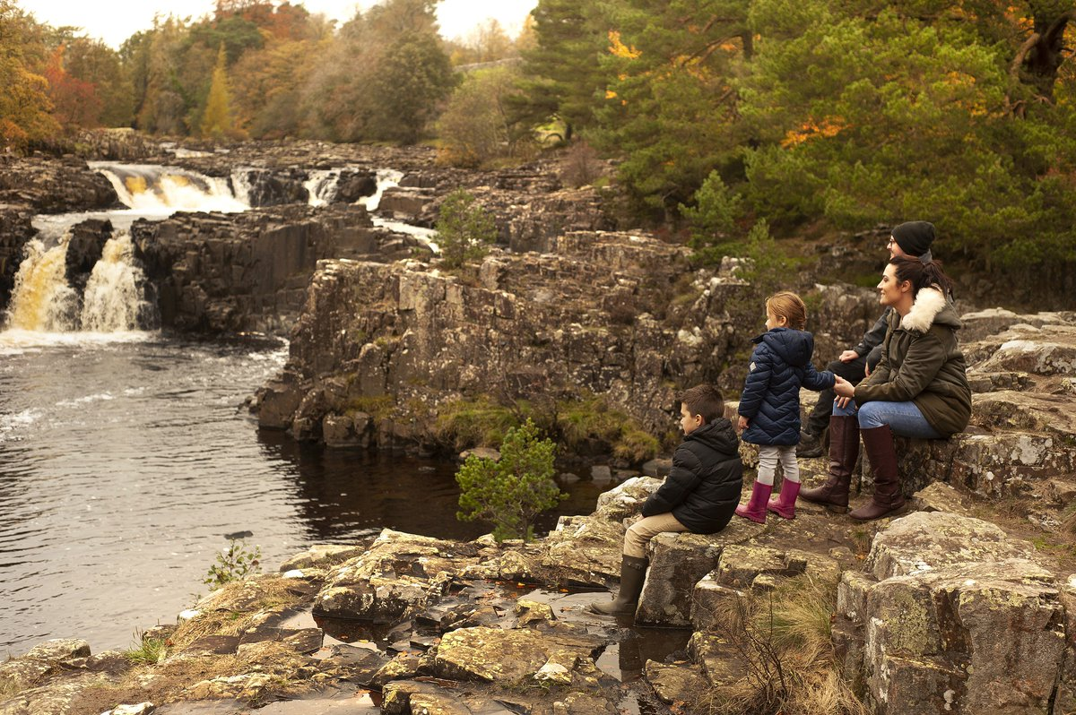 Wander to a waterfall, hike in the hills or cycle along the coast - you can find beautiful landscapes and wonderful wildlife in every corner of our county.  Find outdoor inspiration: http://ow.ly/RcVC50G9uHz... #Durham2025 #CityofCulture2025