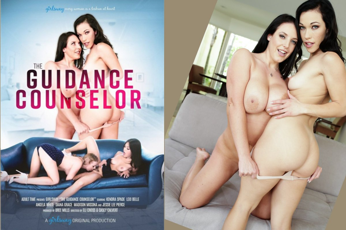 'Nobody's Trophy' w. @ANGELAWHITE & @dianagracex, from @caseycalvertxxx/@eli_cross for @girlswaynetwork, is coming out on 📀 🔜angelawhitestore.com/3020562🎬